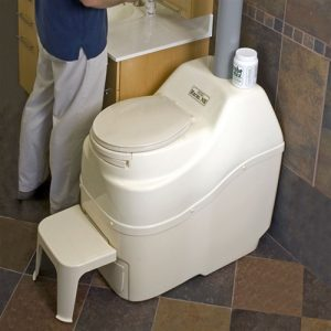 Self-contained Composting Toilets