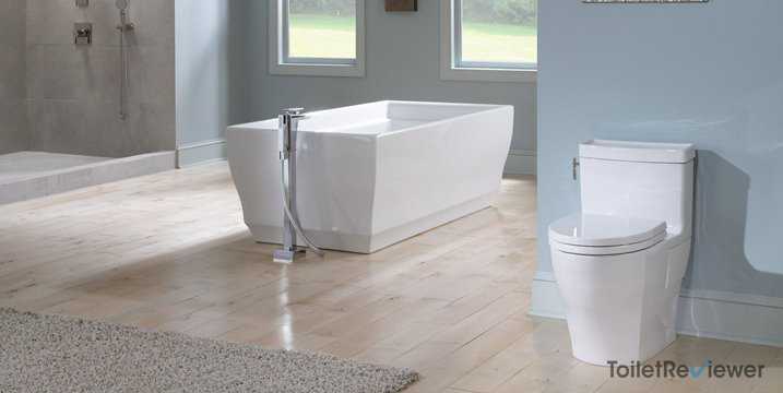 toto aimes toilet review