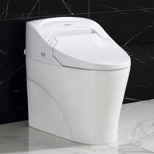 smart toilet weight