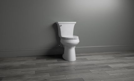 Kohler Toilet Running Intermittently