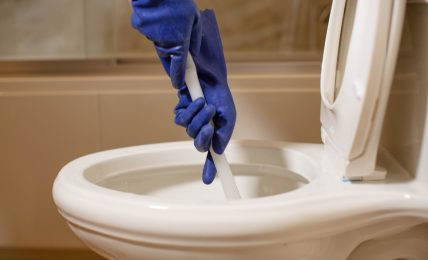 How to Fix a Toilet That Won't Flush Unless You Hold the Handle Down