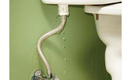 Keep Toilet Pipes From Freezing