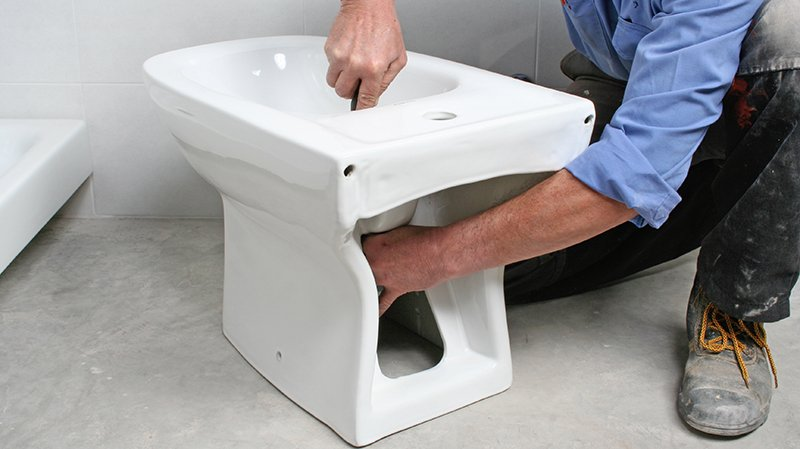 Toilet Flange in New Construction