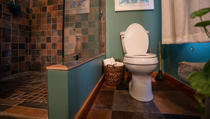 Can A Toilet Be Moved