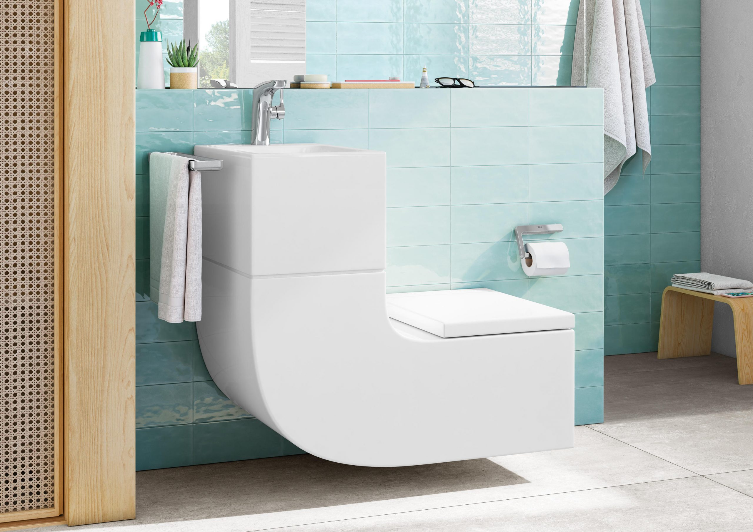 Benefits of Toilet Sink Combos