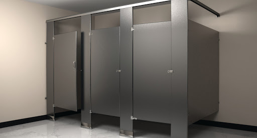 Stainless Bathroom Partitions